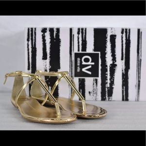 Dolce Vita Light Gold Metallic Stella